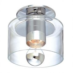Transparence Surface Mount Ceiling Light