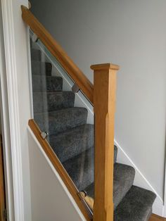 Glass balustrade, so popular !