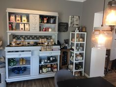 eigenARTig.at Liquor Cabinet, Shops, Storage, Furniture, Home Decor, Purse Storage, Tents, Decoration Home, Room Decor