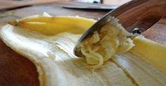 Wenn Du DAS gelesen hast, wirst Du diesen Teil der Banane nie mehr entsorgen.