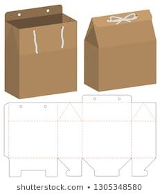 Diy Gift Box Template, Box Template Printable, Paper Box Template, Cool Paper Crafts, Diy Paper, Paper Packaging, Box Packaging Templates, Diy Box, Box Design