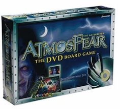 atmosFEAR haha Atmosfear Board Game, Board Games For Kids, 90s Toys, Tabletop Games, Game Night, Interactive Board, Creepy Games, Game Art, Sims