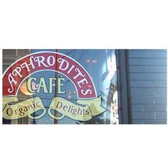 Aphrodite's Organic Cafe & Pie Shop - My all time Vancouver favourite