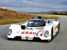 1992 Peugeot 905 Race Car