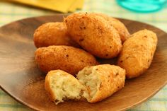 Bolinho de Bacalhau is the granddaddy of bar foods served in boutequins all over Brazil. An exquisite deep-fried morsel that usually comes in a...