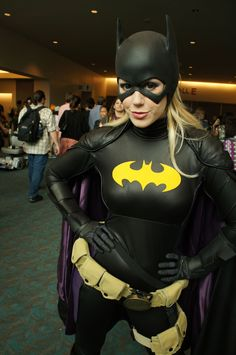Batman Rule 63; The Comic-Con 2012 Cosplay Gallery - Tested