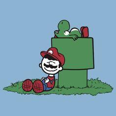Super Charlie Brown Bros.