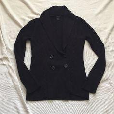 Calvin Klein Black Sweater Never worn Calvin Klein Sweaters Cardigans