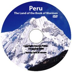 Peru - The Land of the Book of Mormon - DVD
