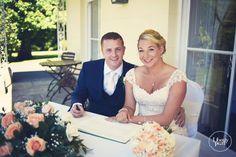 Bride and groom, Wedding St Elizabeths House Hotel