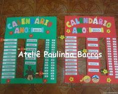 Calendário escolar 2