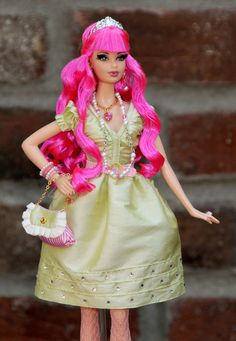 Did You Like To Give Your Barbies Makeovers?