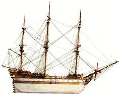 Navio San Juan Nepomuceno. Tras la batalla de Trafalgar, fue tomado al servicio de Gran Bretaña como HMS San Juan y sirvió como pontón en Gibraltar y como lugar de recepción de autoridades a partir de 1808. En honor al valor de Cosme de Churruca, se colocó una placa con su nombre en la cabina que él había ocupado mientras que permaneció a bordo, y se ordenó que todo el que en ella entrara, se quitara el sombrero como muestra de respeto al aguerrido enemigo. Fué vendido y desguazado en 1818
