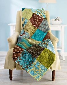Sew Easy: Make this quilt in time for holiday gift-giving.