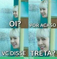 New memes kpop portugues exo 28 ideas Bts Memes, Meme Got7, Kermit, K Pop, Memes In Real Life, Real Life Quotes, Disney Memes, Foto Bts, Super Junior