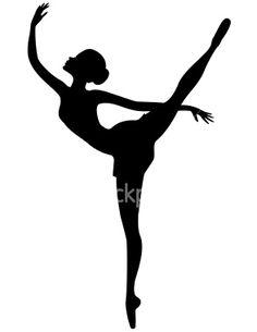 Danseuse ballerines