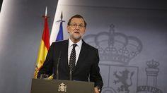 Rajoy cree que la única alternativa razonable de gobierno es un pacto entre PP PSOE y Ciudadanos