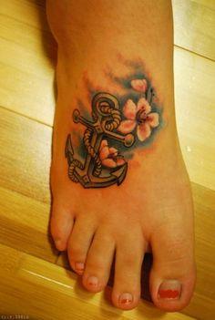 anchor foot