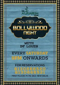 Let's get the party started people! Drive in early and stay back late with DJ Louis only at The Aquarium - Cafe, Lounge and Bar!