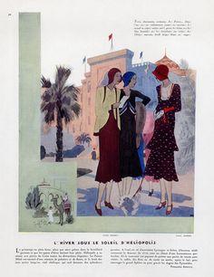 Paul Poiret 1928 Héliopolis Palace, Caire Egypt