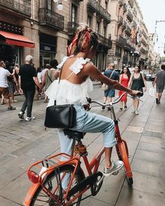 traveling goals, biking in Europe is the best
