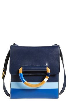 Tory Burch Leather Crossbody Bag available at #Nordstrom