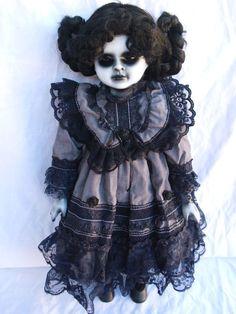 Ursula 16 OOAK Porcelain Doll by DeceasedArt on Etsy