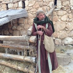 Vintage Grace- Nazareth Village- The Sheep Herder