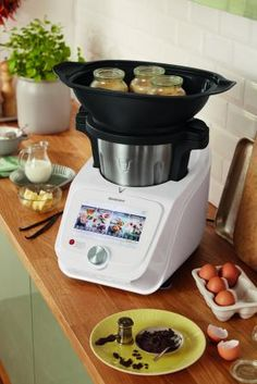 Robot Lidl, Rice Cooker, Keurig, Macarons, Cooking, Voici, Desserts, Date, Sauce Barbecue