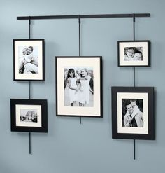 picture hanging system alternative way to hang art to slat wall