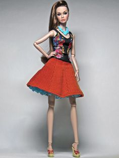 The Model Scene/ Go See/ Poppy Parker/Barbie Style/ Fashionistas/ DG/ FR Nippon
