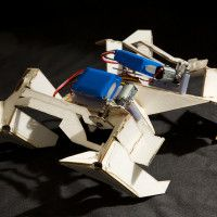 Science Creates a Self-Folding Origami Robot (Made of Shrinky Dinks) Paper Robot, Massachusetts Institute Of Technology, Shrinky Dinks, Robot Design, Origami Paper, Folded Up, How To Make Paper, Design Thinking, The Guardian
