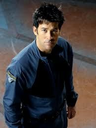 Joe Flanigan as Col. John Sheppard on Stargate Atlantis #SGA