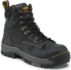 Isambard Safety Toe Boots