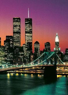 Fototapete Manhattan , 183 x 254 cm