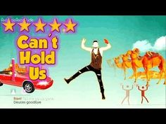 Just Dance 2014 - Can't Hold Us - 5* Stars (DLC)