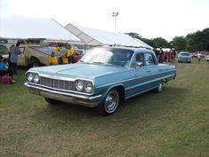 1964 Chevrolet Bel Air - 2nd car