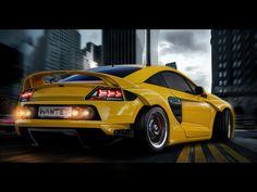 Mitsubishi Eclipse #Import #Car #FastFurious