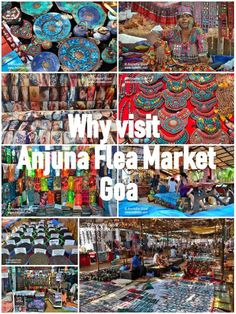 8 Reasons To Visit Anjuna Flea Market For Shopping In Goa - Party Shopping Places, Places To Travel, Delhi Shopping, India Shopping, Travel Destinations, Goa Travel, Paris Travel, Best Places In Cyprus, Goa India