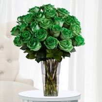 Emerald Roses | Green Bouquet | Green Roses | TheUltimateRose.com