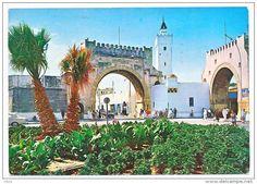 (32) Tunisia mia - La medina de Tunis autrefois