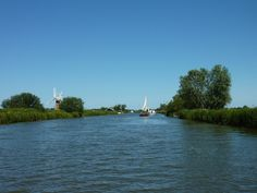 Norfolk Broads, Norfolk