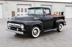 1956 FORD F-1 Lot 417 | Barrett-Jackson Auction Company