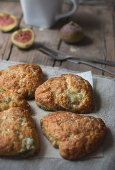 Fig Scones - perfect for breakfast!