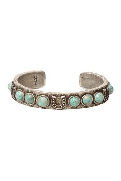Silver and Turquoise ~