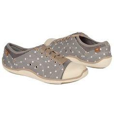 These are the cutest!   Women's Dr. Scholl's Jamie Monument Grey Dots DrSchollsShoes.com