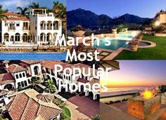 Coldwell Banker's Most Popular Homes for March 2013 - on Pinterest & Instagram
