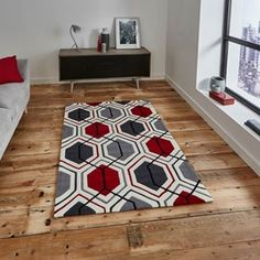 Hong Kong Hk 7526 Rugs In Grey Peach Free Uk Delivery The Rug Er