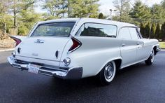 1961 Chrysler Newport Town & Country Wagon