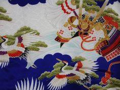 Boy's Kimono